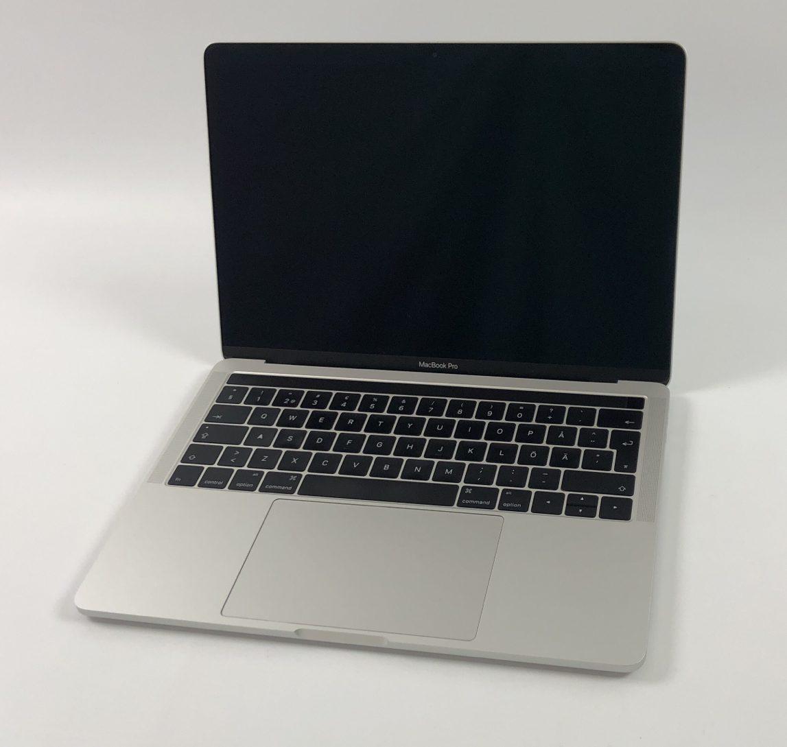 "MacBook Pro 13"" 4TBT Late 2016 (Intel Core i5 2.9 GHz 8 GB RAM 512 GB SSD), Silver, Intel Core i5 2.9 GHz, 8 GB RAM, 512 GB SSD, Kuva 1"