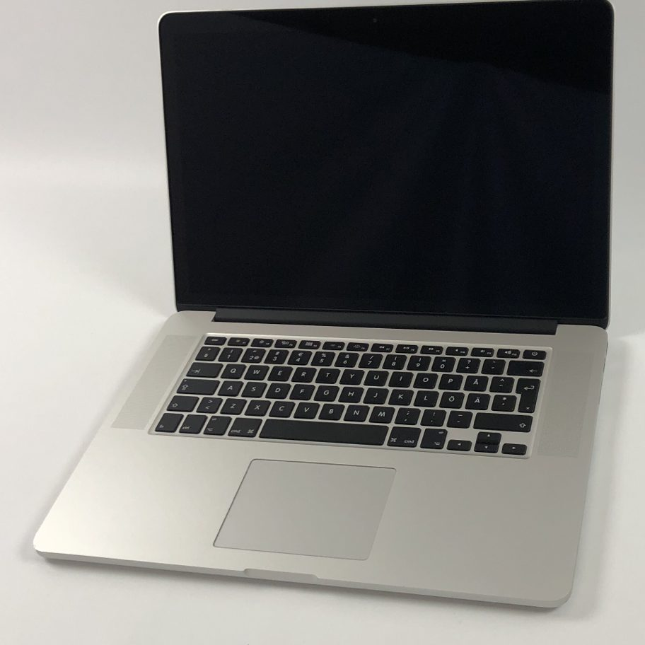 "MacBook Pro Retina 15"" Mid 2015 (Intel Quad-Core i7 2.2 GHz 16 GB RAM 512 GB SSD), Intel Quad-Core i7 2.5 GHz, 16 GB RAM, 512 GB SSD, Kuva 1"