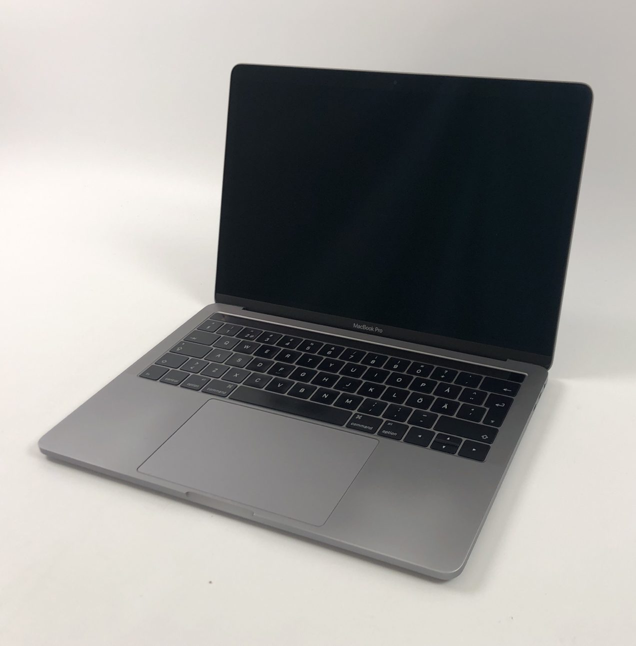 "MacBook Pro 13"" 4TBT Late 2016 (Intel Core i7 3.3 GHz 16 GB RAM 512 GB SSD), Space Gray, Intel Core i7 3.3 GHz, 16 GB RAM, 512 GB SSD, Kuva 1"