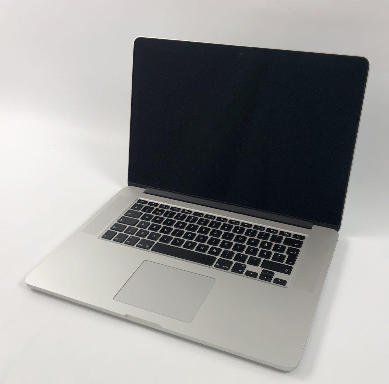 """MacBook Pro Retina 15"""" Mid 2015 (Intel Quad-Core i7 2.5 GHz 16 GB RAM 512 GB SSD), Intel Quad-Core i7 2.5 GHz, 16 GB RAM, 512 GB SSD, Kuva 1"""