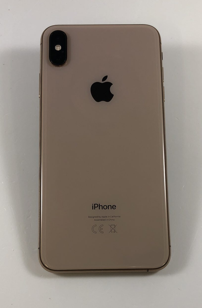 iPhone XS Max 64GB, 64GB, Gold, Bild 2