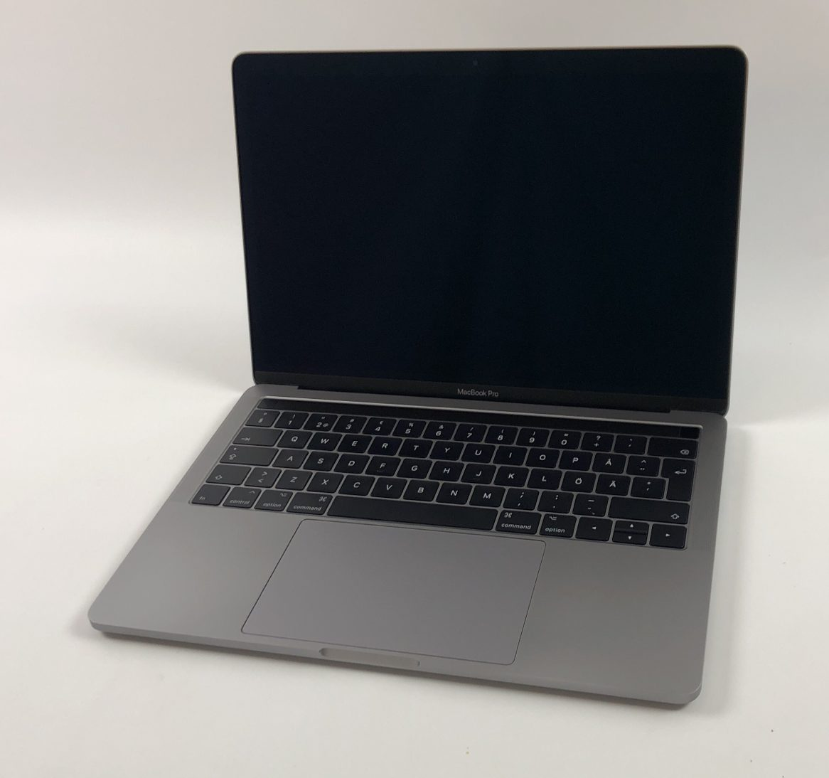 "MacBook Pro 13"" 4TBT Late 2016 (Intel Core i5 2.9 GHz 16 GB RAM 256 GB SSD), Space Gray, Intel Core i5 2.9 GHz, 16 GB RAM, 256 GB SSD, Kuva 1"