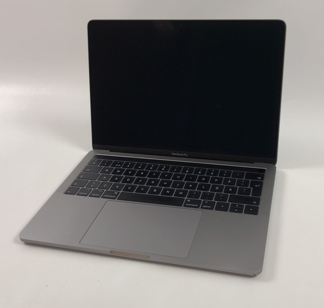 "MacBook Pro 13"" 4TBT Mid 2017 (Intel Core i5 3.1 GHz 8 GB RAM 256 GB SSD), Space Gray, Intel Core i5 3.1 GHz, 8 GB RAM, 256 GB SSD, bild 1"