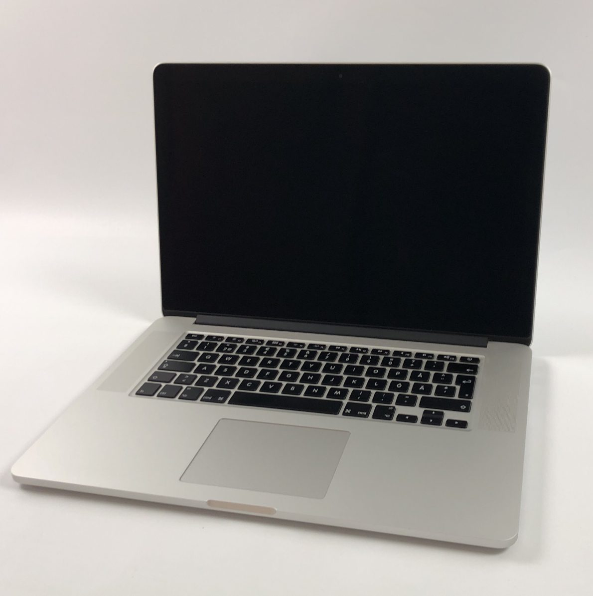 "MacBook Pro Retina 15"" Mid 2015 (Intel Quad-Core i7 2.2 GHz 16 GB RAM 256 GB SSD), Intel Quad-Core i7 2.2 GHz, 16 GB RAM, 256 GB SSD, Kuva 1"