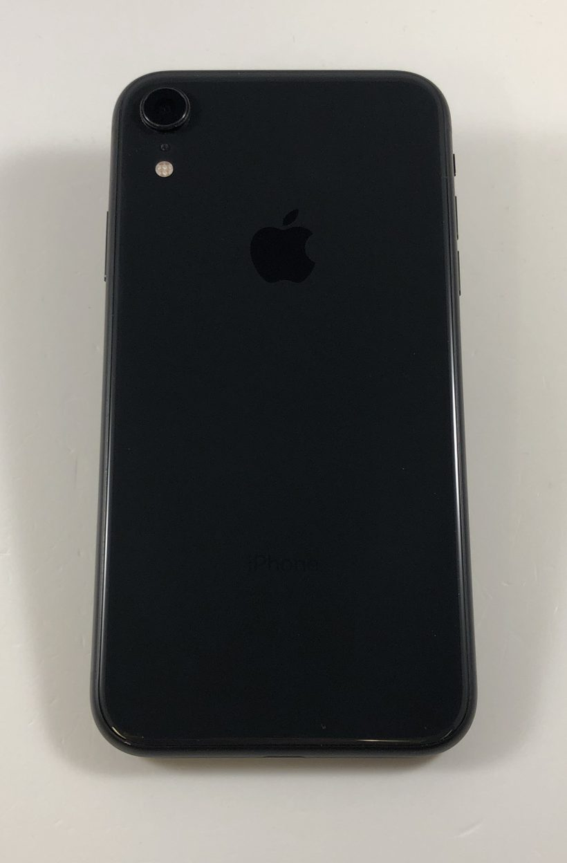 iPhone XR 64GB, 64GB, Black, Kuva 2
