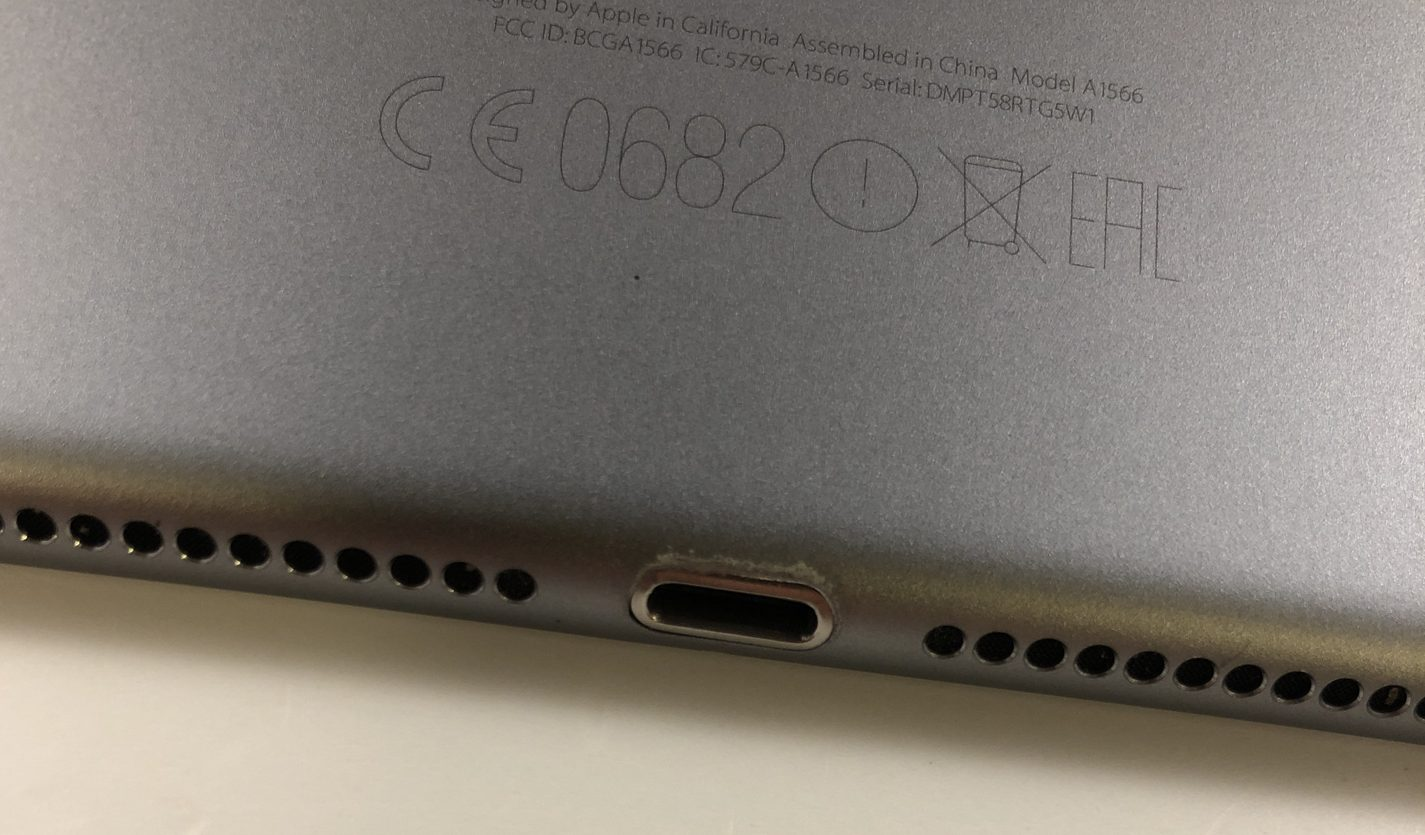 iPad Air 2 Wi-Fi 128GB, 128GB, Space Gray, obraz 5
