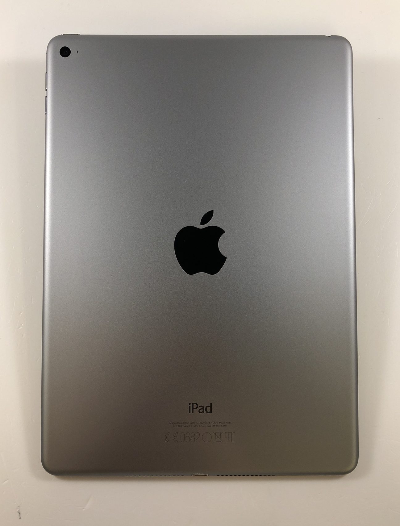 iPad Air 2 Wi-Fi 128GB, 128GB, Space Gray, Kuva 2