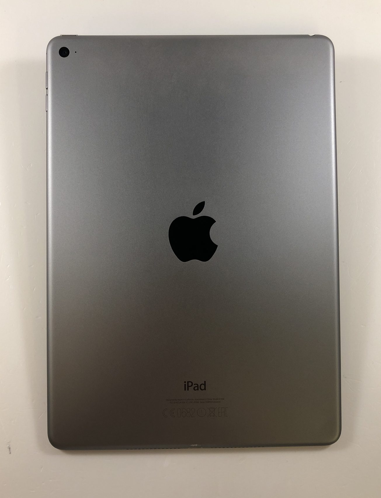 iPad Air 2 Wi-Fi 64GB, 64GB, Space Gray, obraz 2