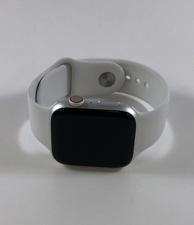 Watch Series 5 Aluminum Cellular (44mm), Silver, Kuva 1