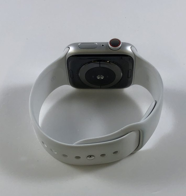 Watch Series 5 Aluminum Cellular (44mm), Silver, Kuva 2