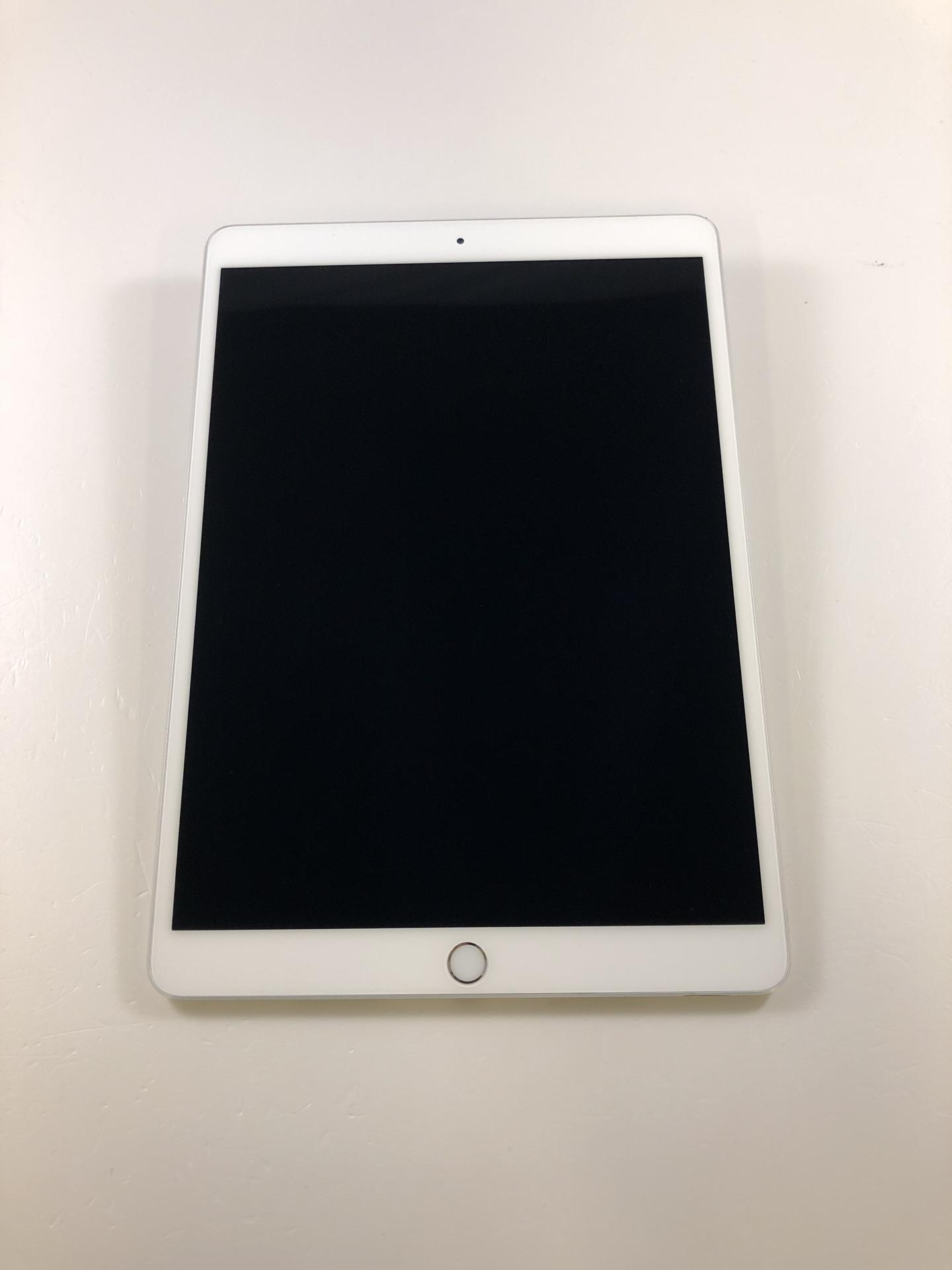 """iPad Pro 10.5"""" Wi-Fi + Cellular 64GB, 64GB, Silver, image 1"""