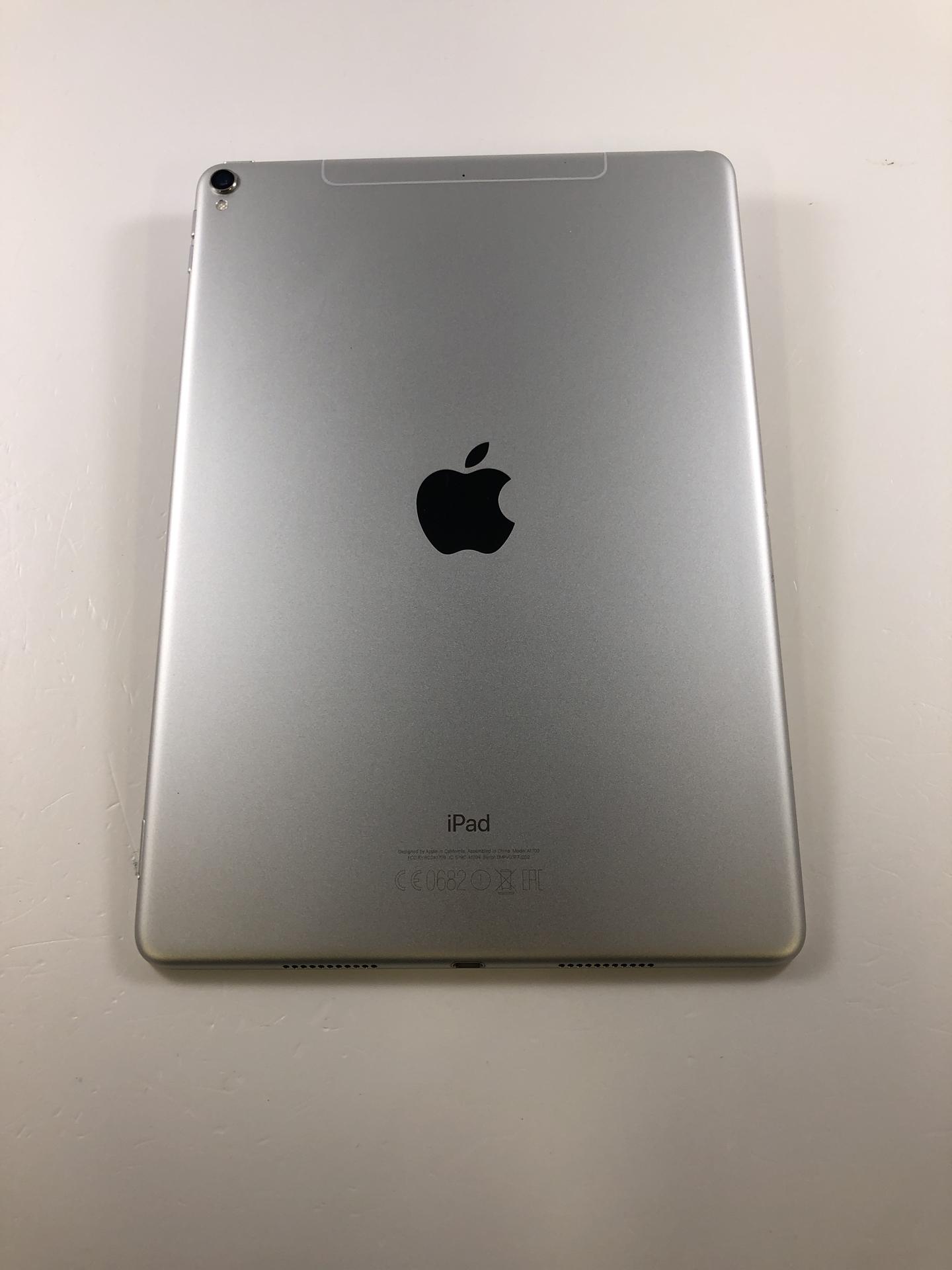 """iPad Pro 10.5"""" Wi-Fi + Cellular 64GB, 64GB, Silver, image 2"""