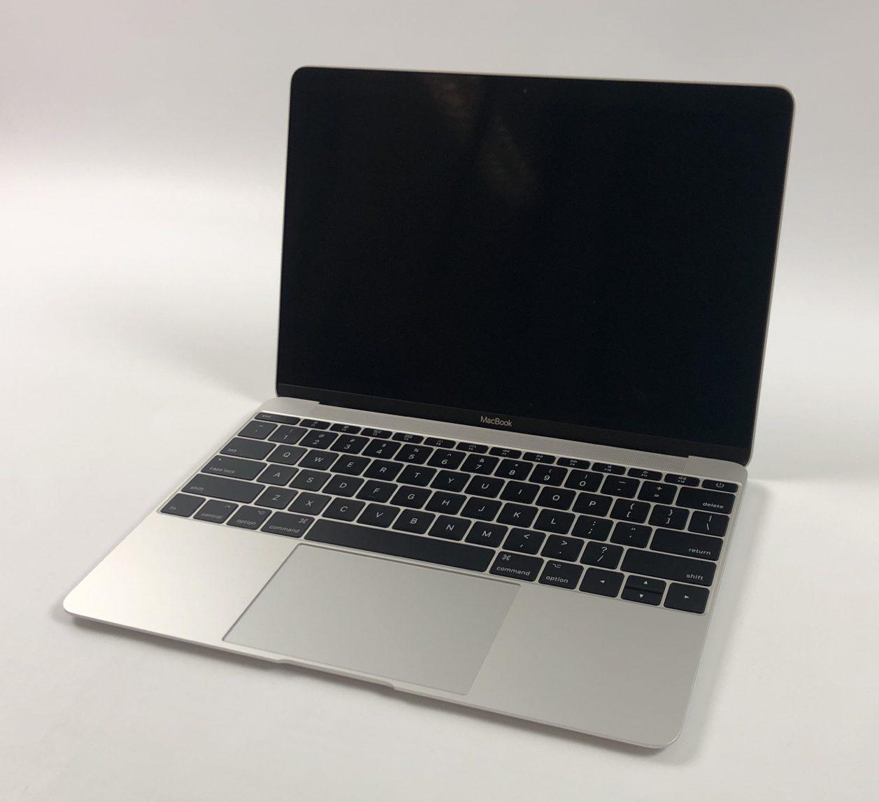 """MacBook 12"""" Mid 2017 (Intel Core i5 1.3 GHz 8 GB RAM 512 GB SSD), Silver, Intel Core i5 1.3 GHz, 8 GB RAM, 512 GB SSD, Bild 1"""