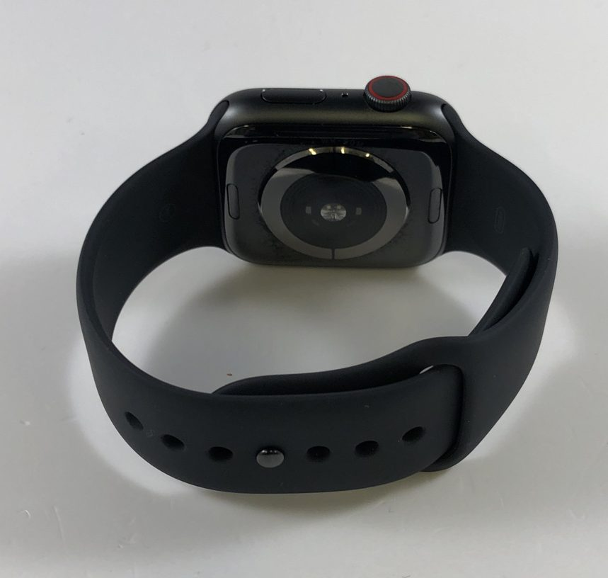 Watch Series 5 Aluminum Cellular (44mm), Space Gray, bild 2