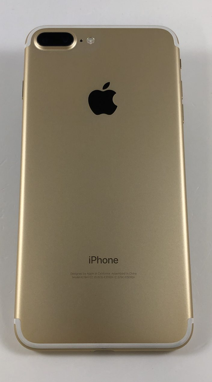 iPhone 7 Plus 128GB, 128GB, Gold, Kuva 2