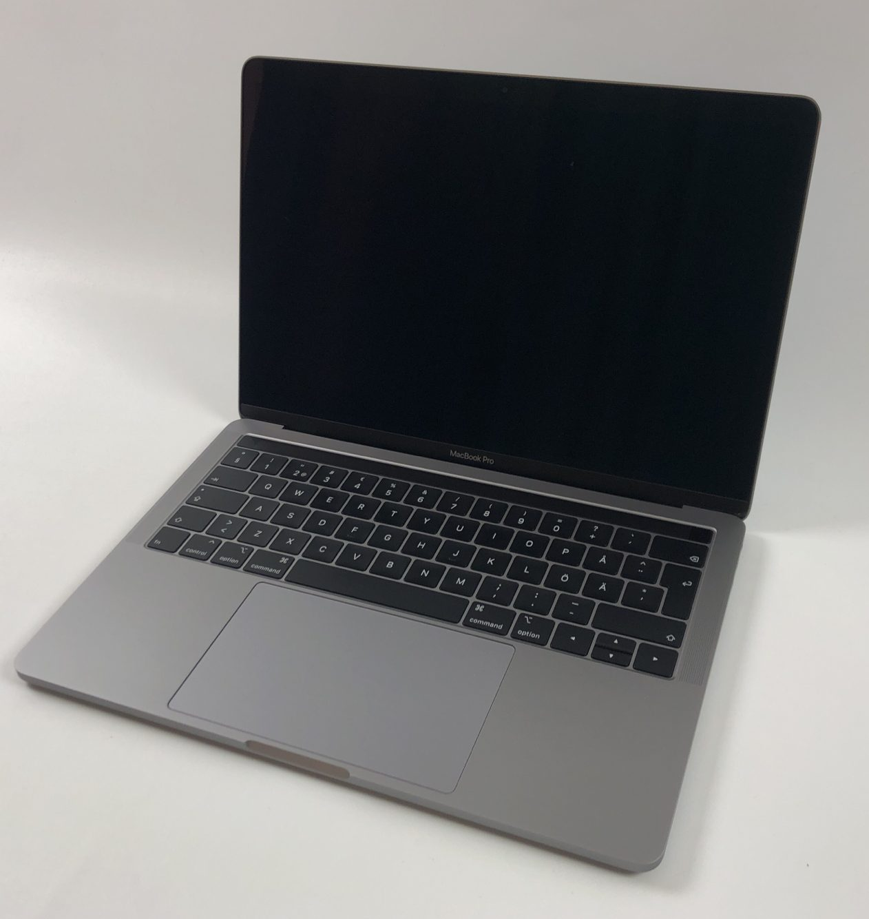 "MacBook Pro 13"" 4TBT Mid 2018 (Intel Quad-Core i5 2.3 GHz 8 GB RAM 512 GB SSD), Space Gray, Intel Quad-Core i5 2.3 GHz, 8 GB RAM, 512 GB SSD, bild 1"