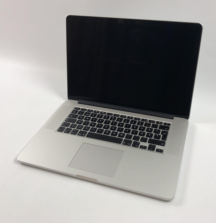 """MacBook Pro Retina 15"""" Mid 2015 (Intel Quad-Core i7 2.8 GHz 16 GB RAM 512 GB SSD), Intel Quad-Core i7 2.8 GHz, 16 GB RAM, 512 GB SSD, Kuva 1"""