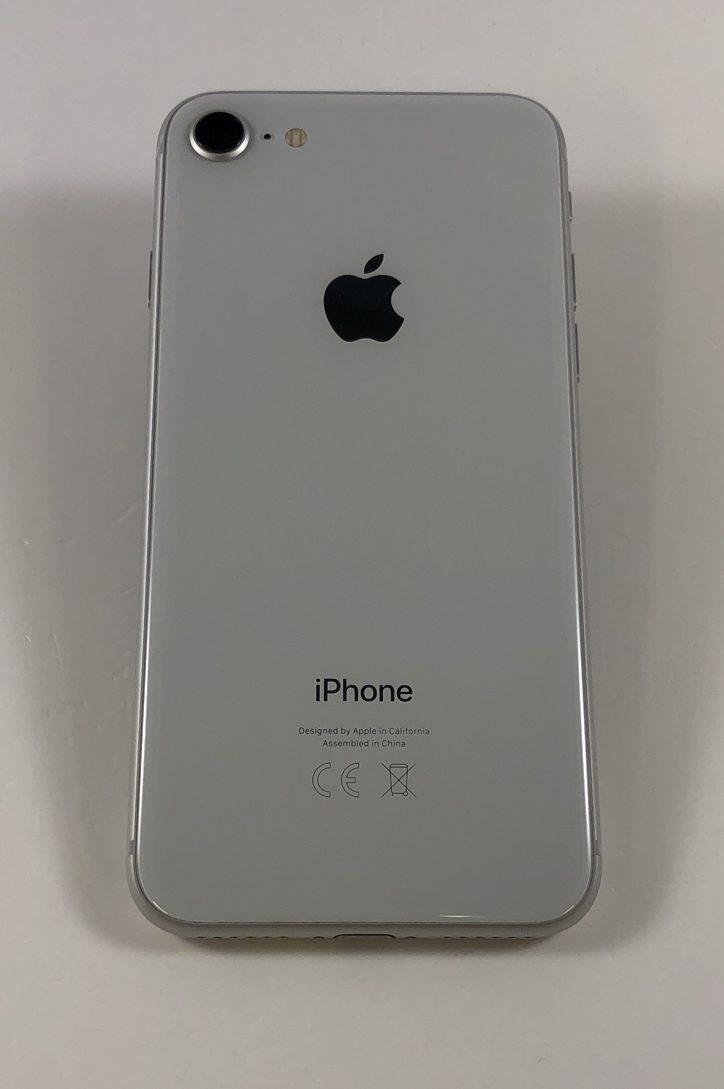 iPhone 8 64GB, 64GB, Silver, image 2