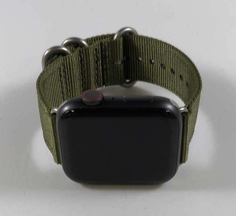 Watch Series 5 Aluminum Cellular (44mm), Space Gray, bild 1