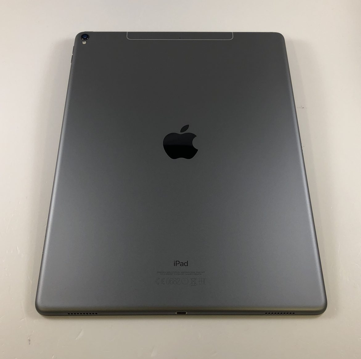 "iPad Pro 12.9"" Wi-Fi + Cellular (2nd Gen) 256GB, 256GB, Space Gray, image 2"