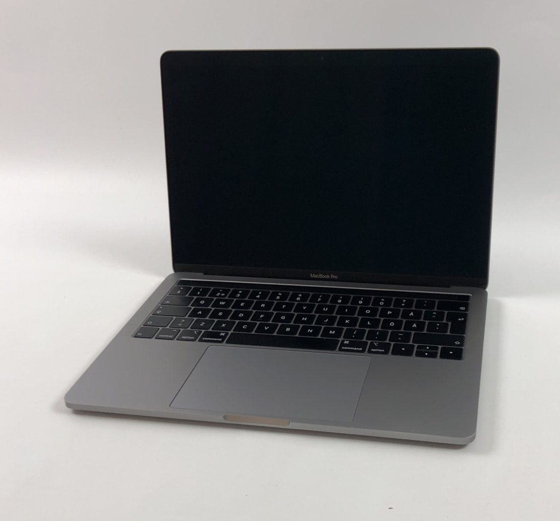 """MacBook Pro 13"""" 4TBT Mid 2018 (Intel Quad-Core i5 2.3 GHz 8 GB RAM 256 GB SSD), Space Gray, Intel Quad-Core i5 2.3 GHz, 8 GB RAM, 256 GB SSD, bild 1"""