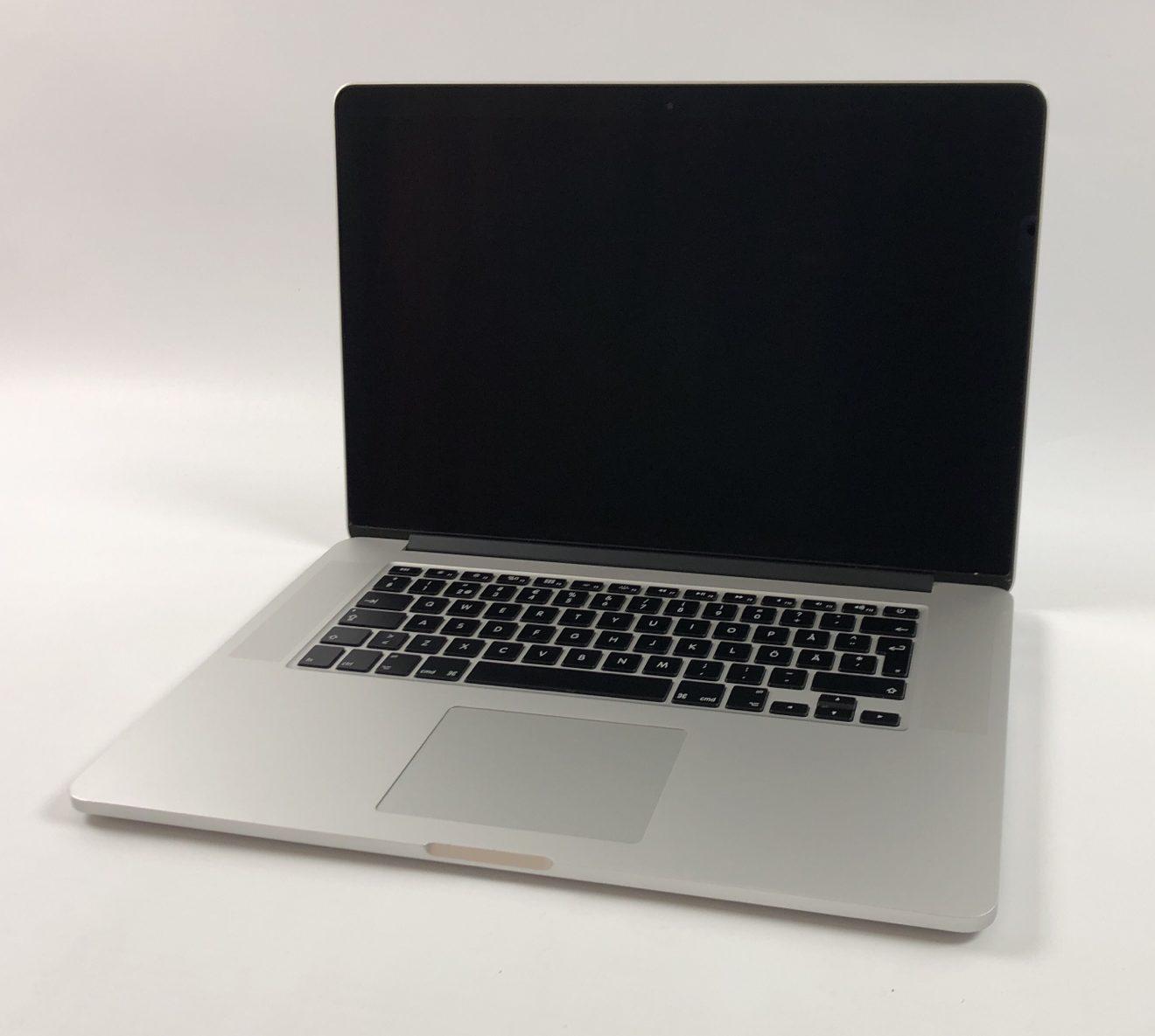 """MacBook Pro Retina 15"""" Mid 2014 (Intel Quad-Core i7 2.2 GHz 16 GB RAM 256 GB SSD), Intel Quad-Core i7 2.2 GHz, 16 GB RAM, 256 GB SSD, Kuva 1"""