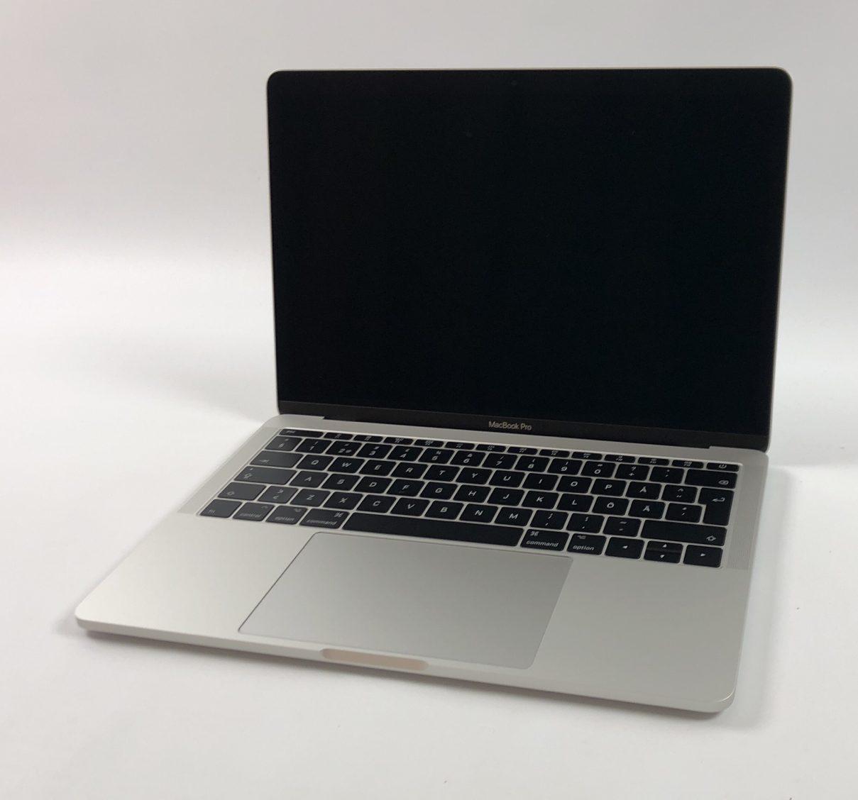 """MacBook Pro 13"""" 2TBT Mid 2017 (Intel Core i5 2.3 GHz 8 GB RAM 256 GB SSD), Silver, Intel Core i5 2.3 GHz, 8 GB RAM, 256 GB SSD, Kuva 1"""