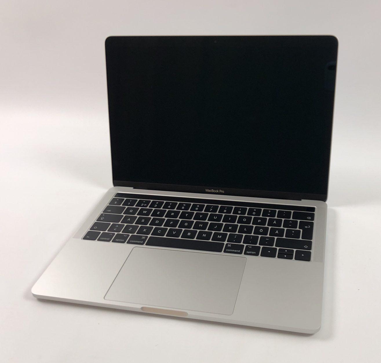 """MacBook Pro 13"""" 4TBT Mid 2017 (Intel Core i5 3.1 GHz 8 GB RAM 256 GB SSD), Silver, Intel Core i5 3.1 GHz, 8 GB RAM, 256 GB SSD, Kuva 1"""