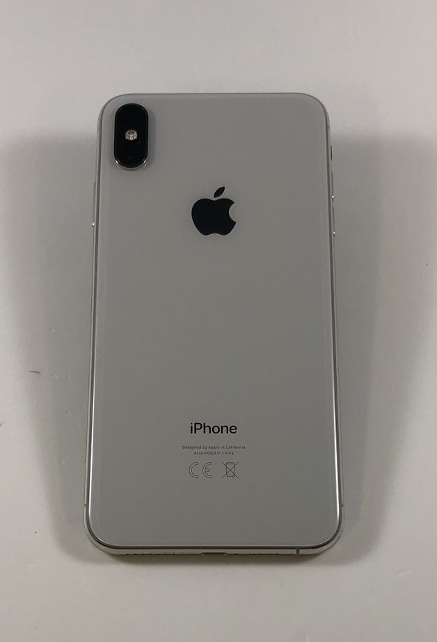 iPhone XS Max 256GB, 256GB, Silver, Kuva 2