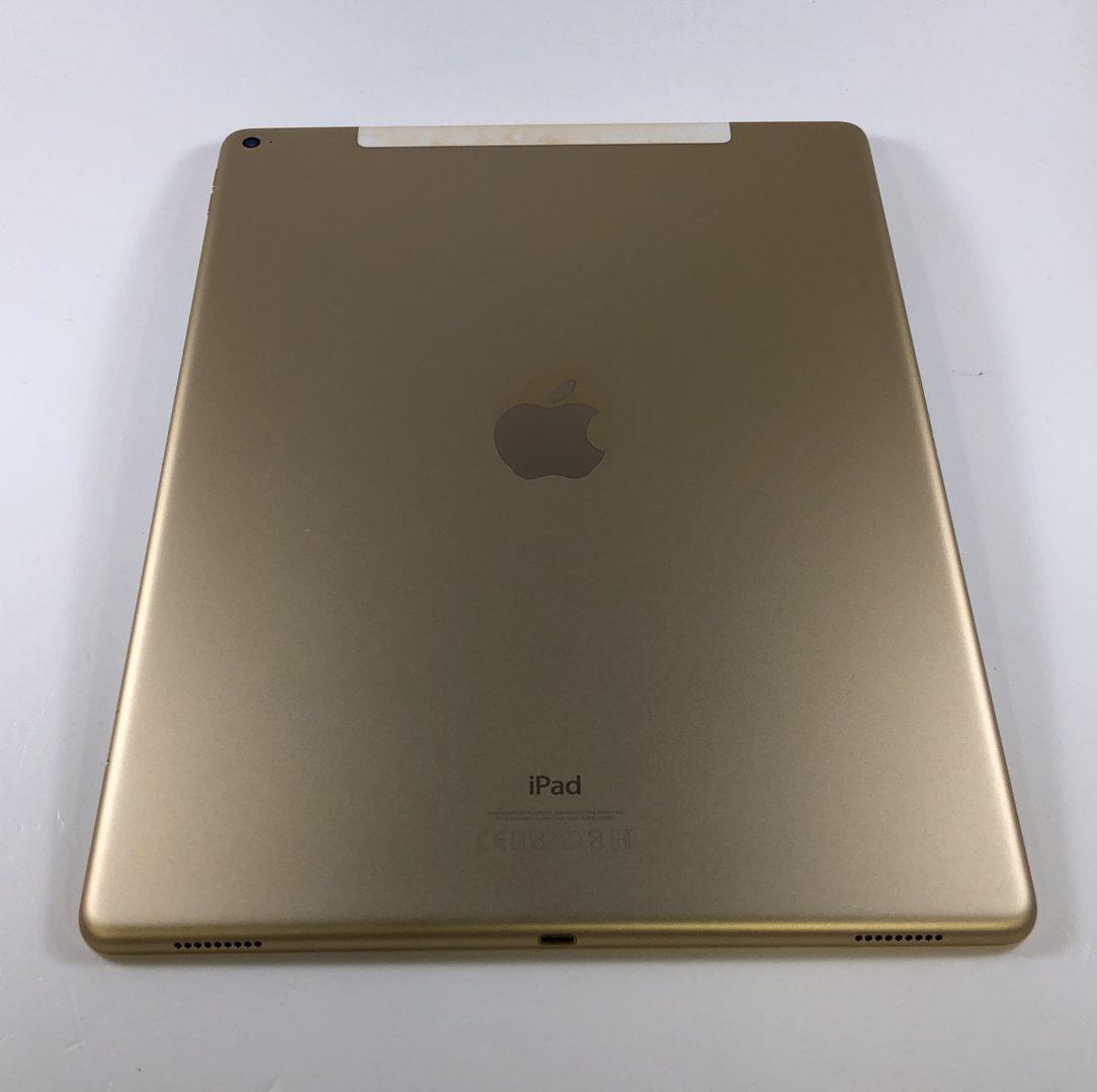"""iPad Pro 12.9"""" Wi-Fi + Cellular (1st Gen) 128GB, 128GB, Gold, image 2"""