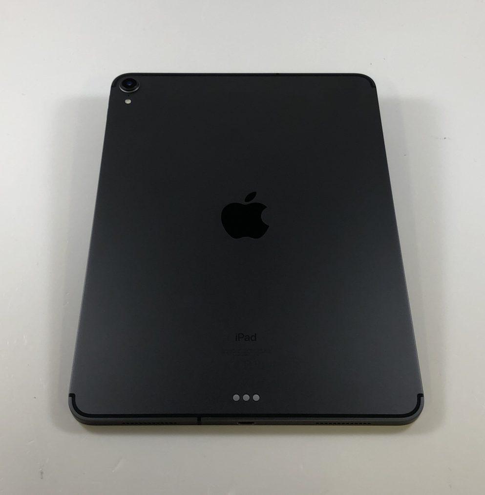 """iPad Pro 11"""" Wi-Fi + Cellular 64GB, 64GB, Space Gray, obraz 2"""