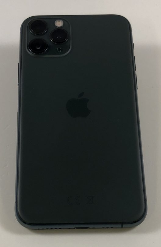 iPhone 11 Pro 64GB, 64GB, Midnight Green, Kuva 2