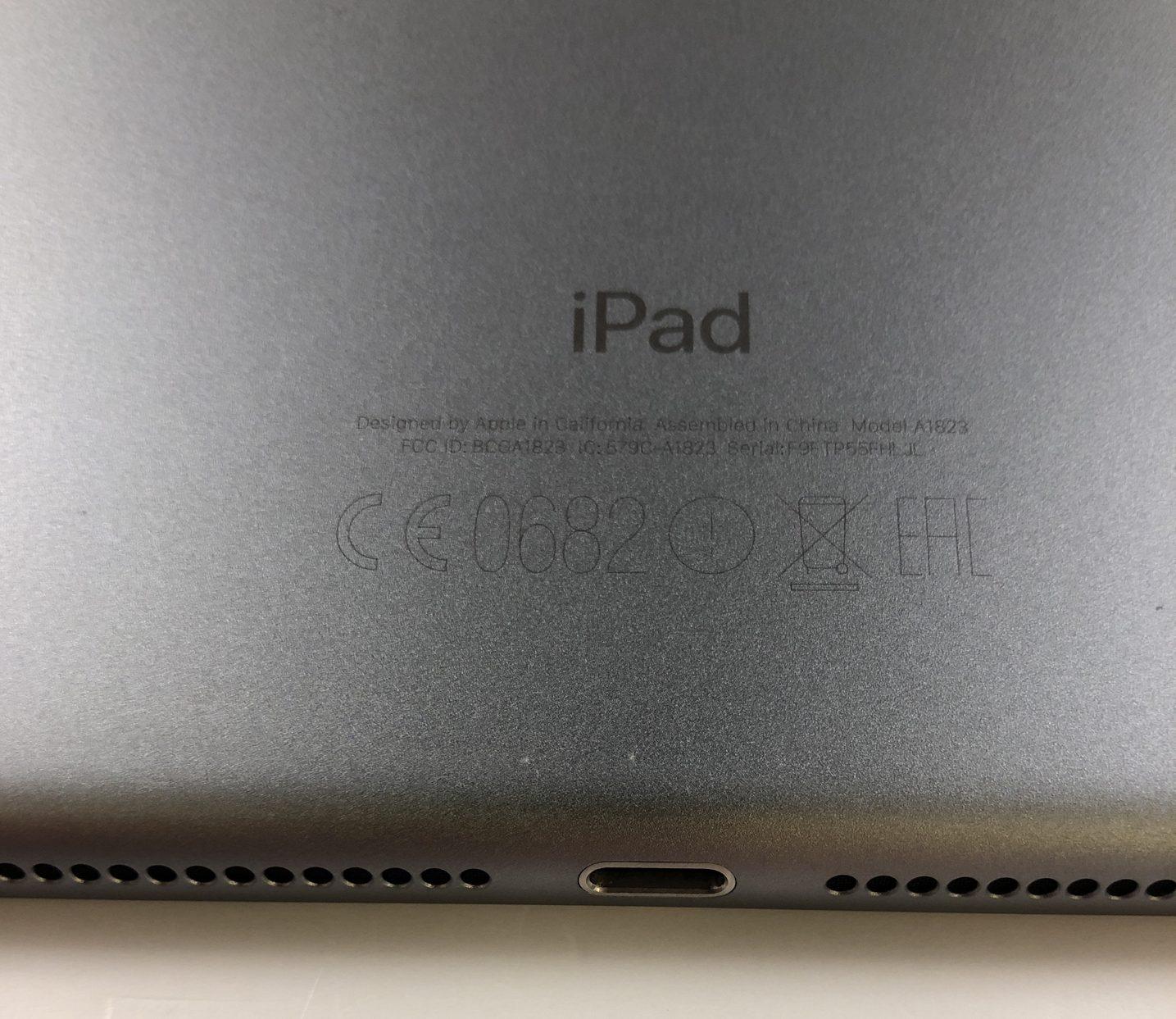 iPad 5 Wi-Fi + Cellular 128GB, 128GB, Space Gray, bild 3