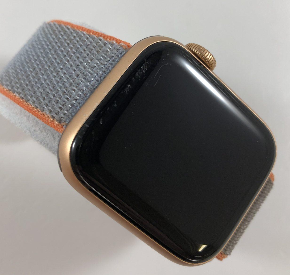 Watch Series 5 Aluminum (40mm), Gold, Kuva 2
