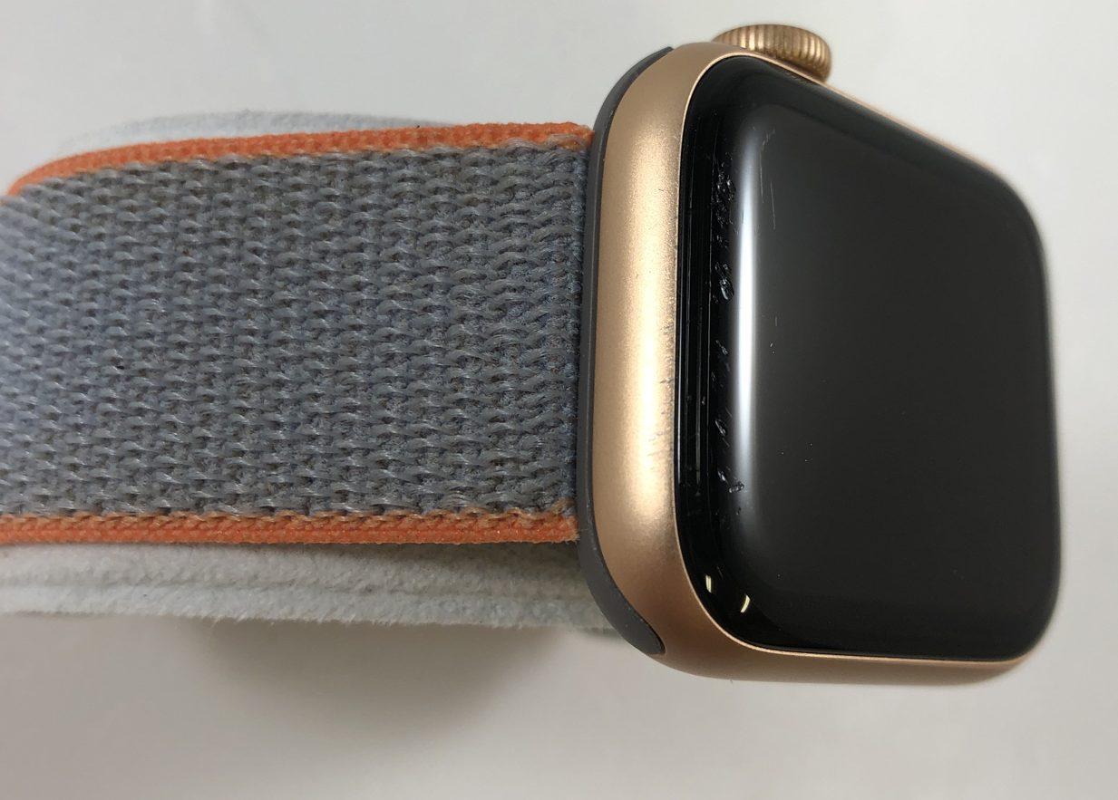 Watch Series 5 Aluminum (40mm), Gold, Kuva 3