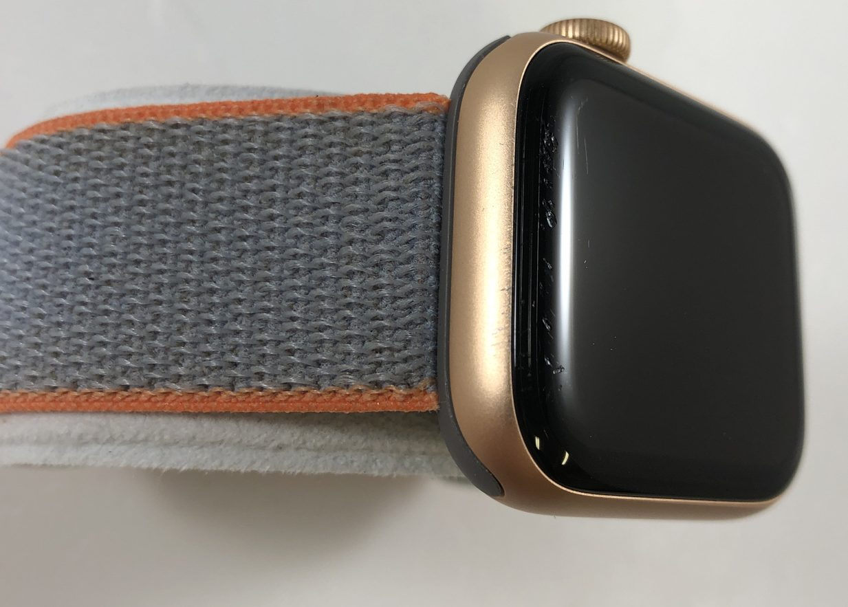Watch Series 5 Aluminum (40mm), Gold, image 3