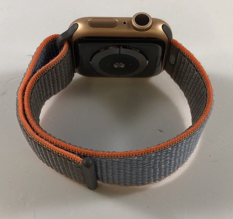 Watch Series 5 Aluminum (40mm), Gold, image 4