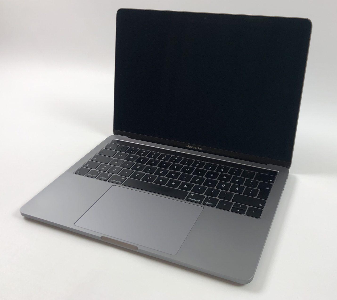 """MacBook Pro 13"""" 4TBT Mid 2018 (Intel Quad-Core i5 2.3 GHz 16 GB RAM 256 GB SSD), Space Gray, Intel Quad-Core i5 2.3 GHz, 16 GB RAM, 256 GB SSD, bild 1"""