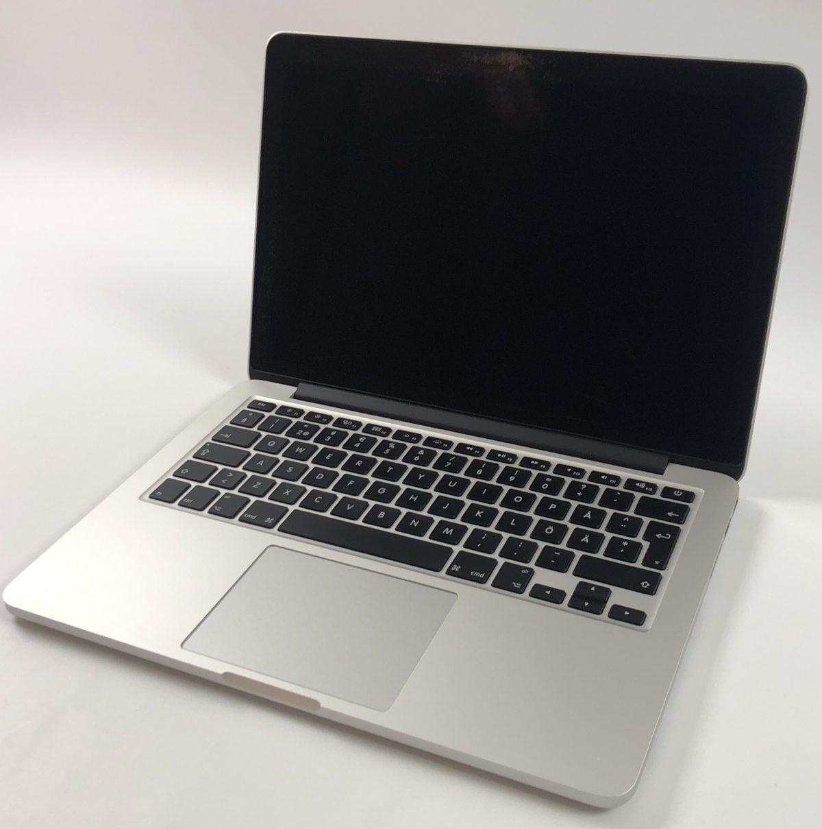 "MacBook Pro Retina 13"" Early 2015 (Intel Core i5 2.7 GHz 16 GB RAM 256 GB SSD), Intel Core i5 2.7 GHz, 16 GB RAM, 256 GB SSD, image 1"