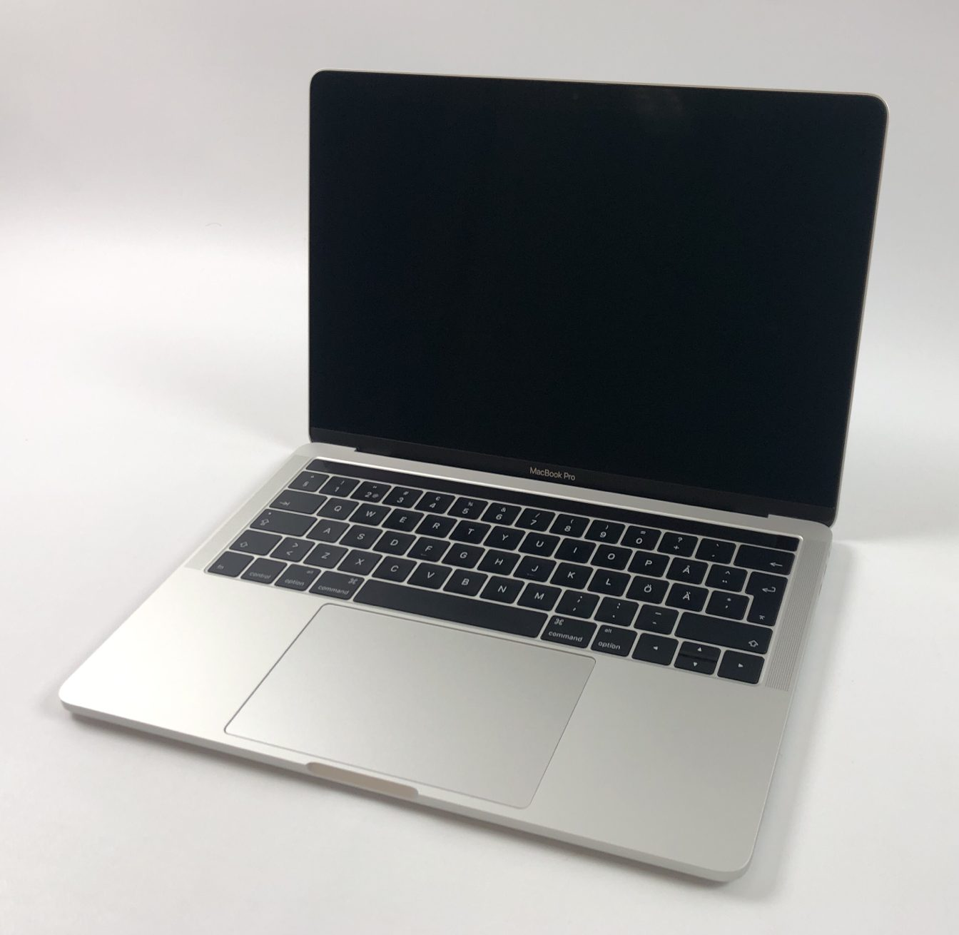 "MacBook Pro 13"" 4TBT Late 2016 (Intel Core i5 2.9 GHz 8 GB RAM 512 GB SSD), Silver, Intel Core i5 2.9 GHz, 8 GB RAM, 512 GB SSD, bild 1"