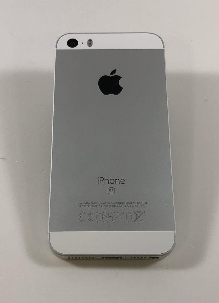 iPhone SE 32GB, 32GB, Silver, bild 2