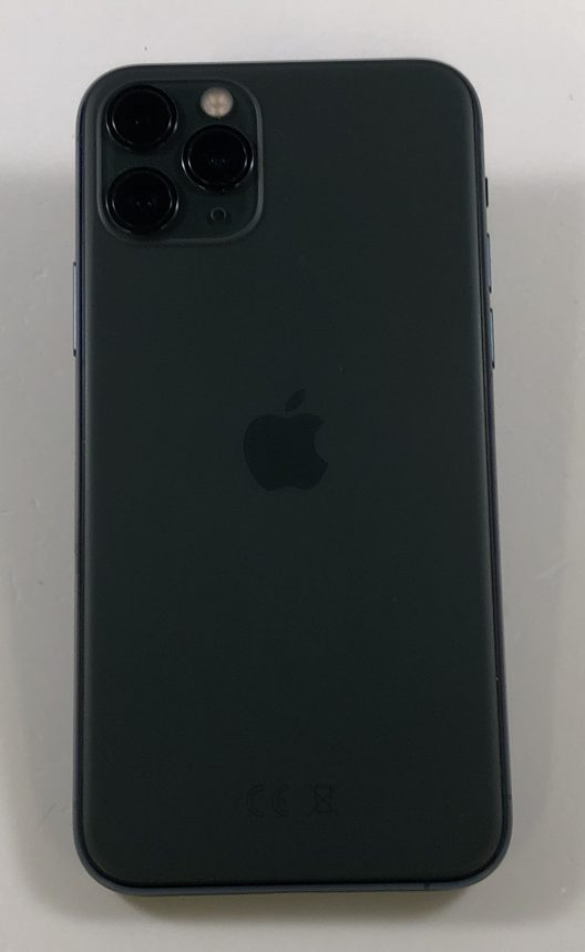 iPhone 11 Pro 256GB, 256GB, Midnight Green, bild 3