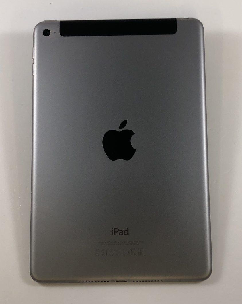 iPad mini 4 Wi-Fi + Cellular 16GB, 16GB, Space Gray, Bild 2