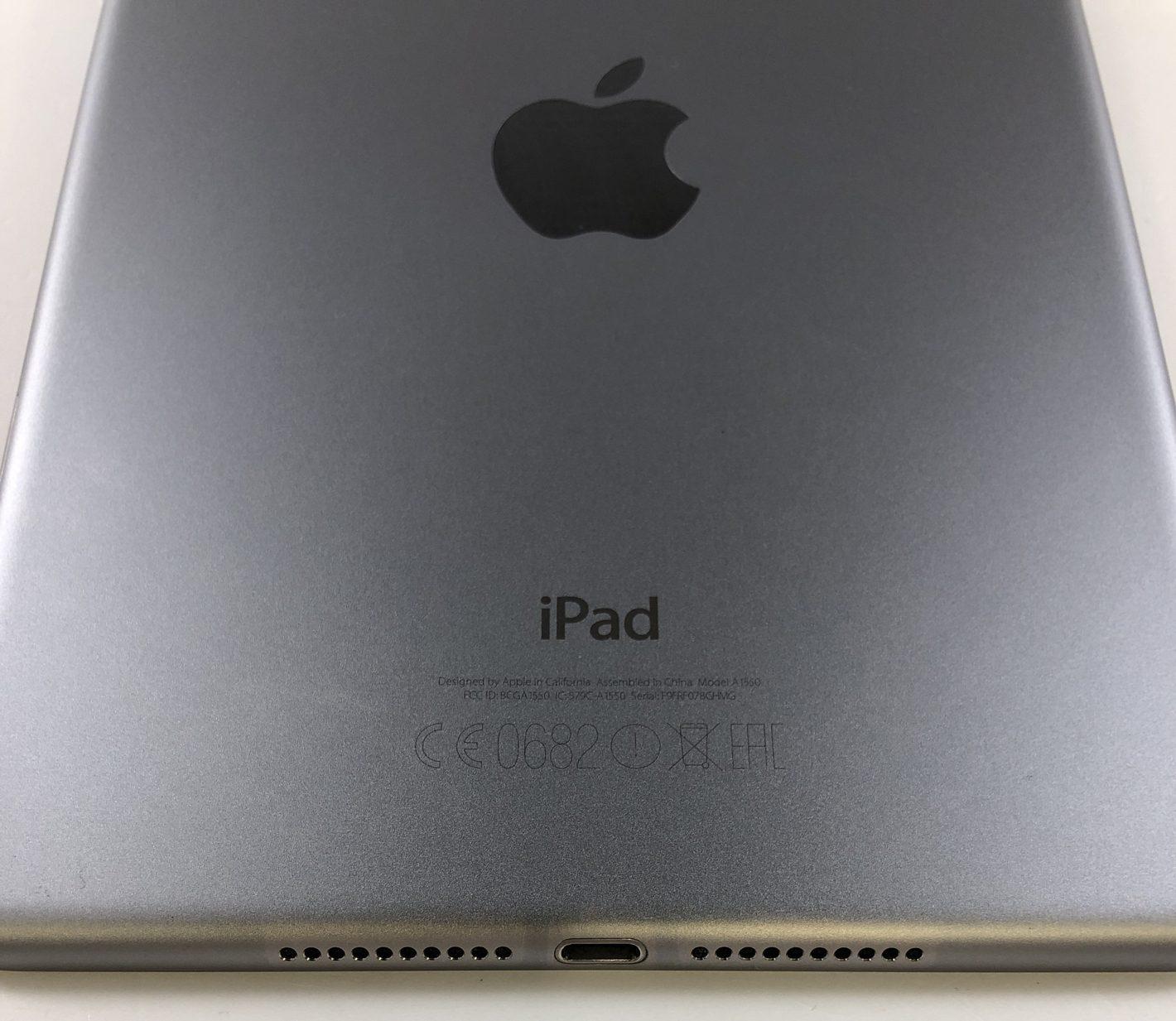 iPad mini 4 Wi-Fi + Cellular 16GB, 16GB, Space Gray, Bild 5
