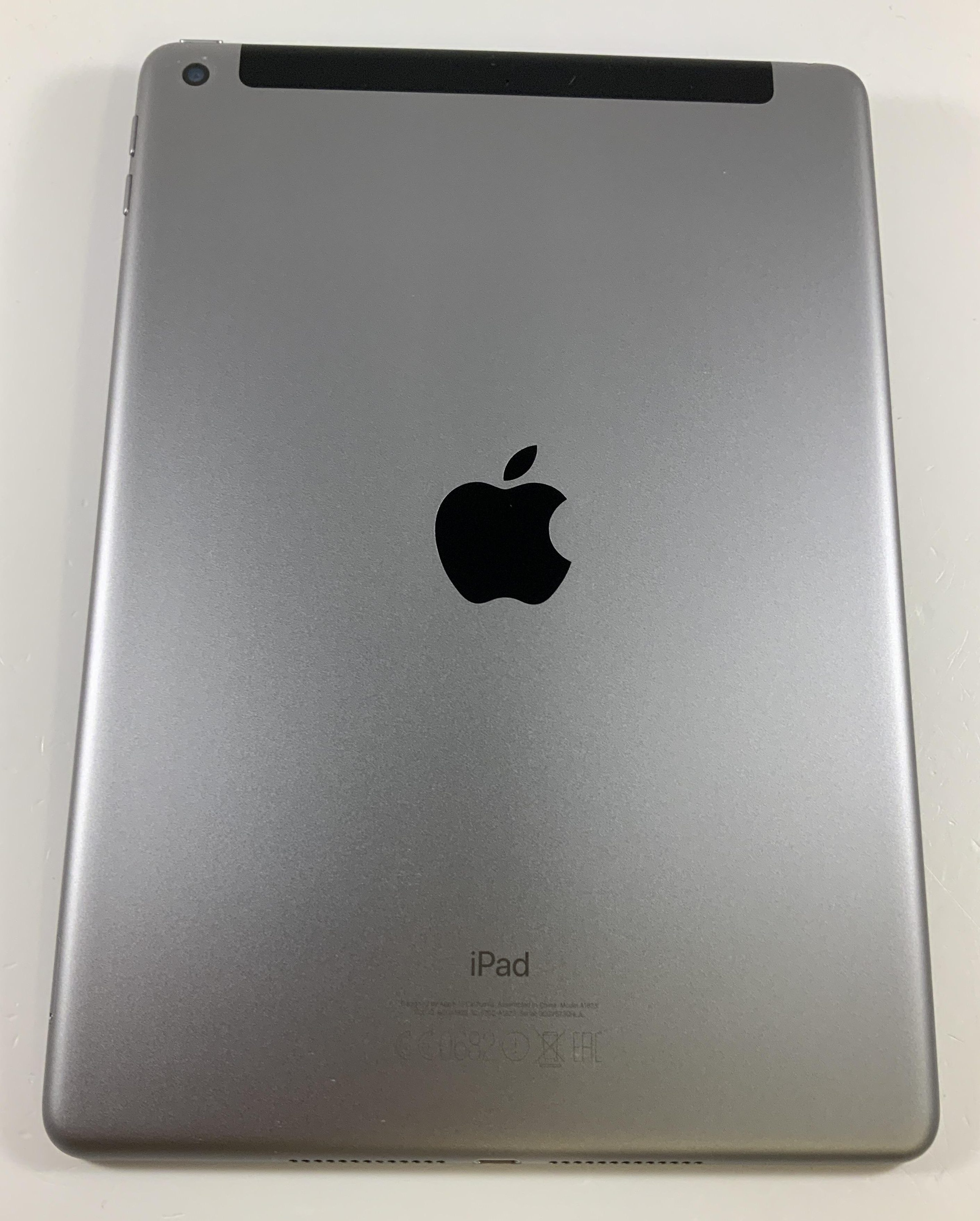 iPad 5 Wi-Fi + Cellular 128GB, 128GB, Space Gray, Afbeelding 2