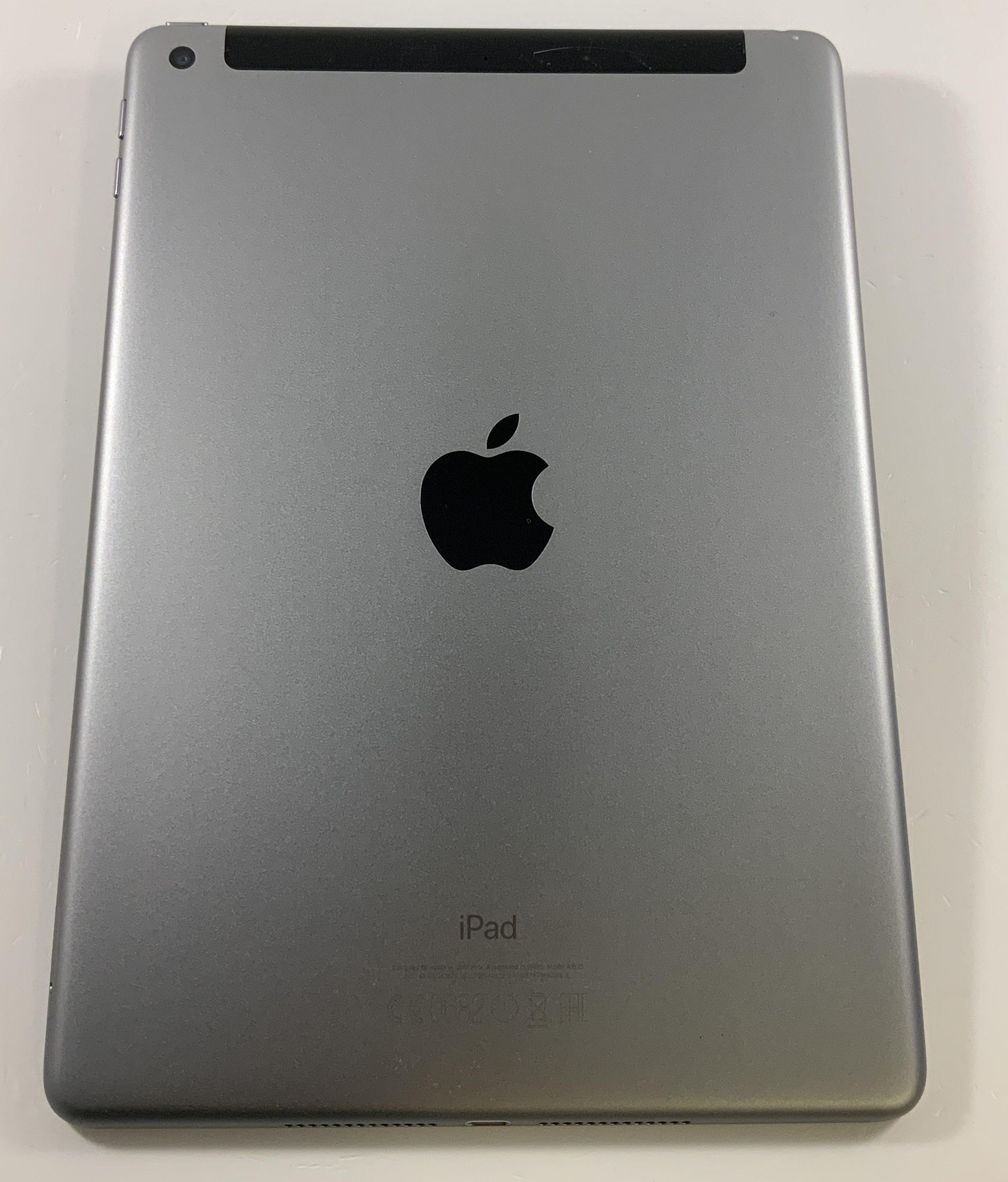 iPad 5 Wi-Fi + Cellular 128GB, 128GB, Space Gray, imagen 2