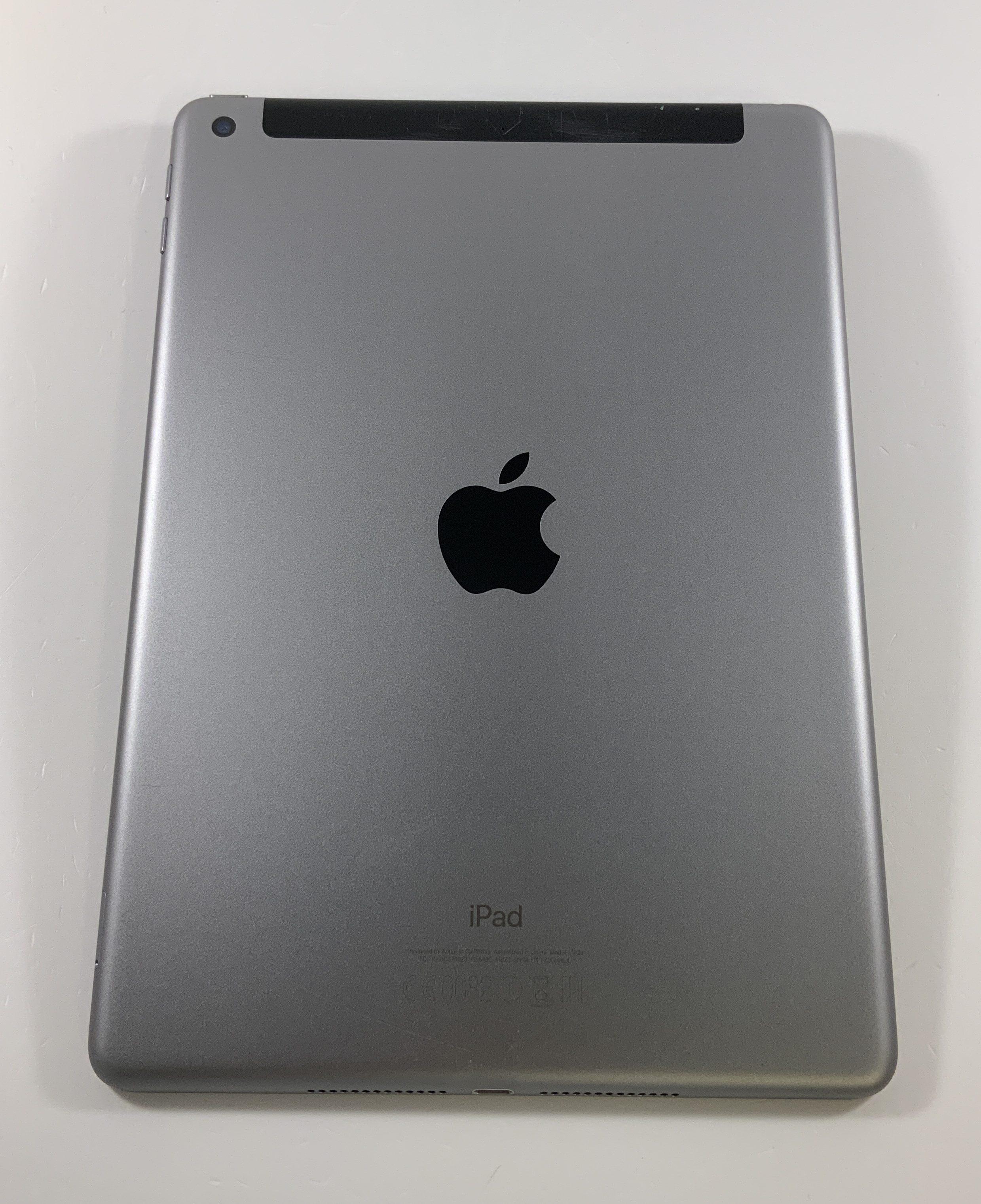 iPad 5 Wi-Fi + Cellular 128GB, 128GB, Space Gray, immagine 2