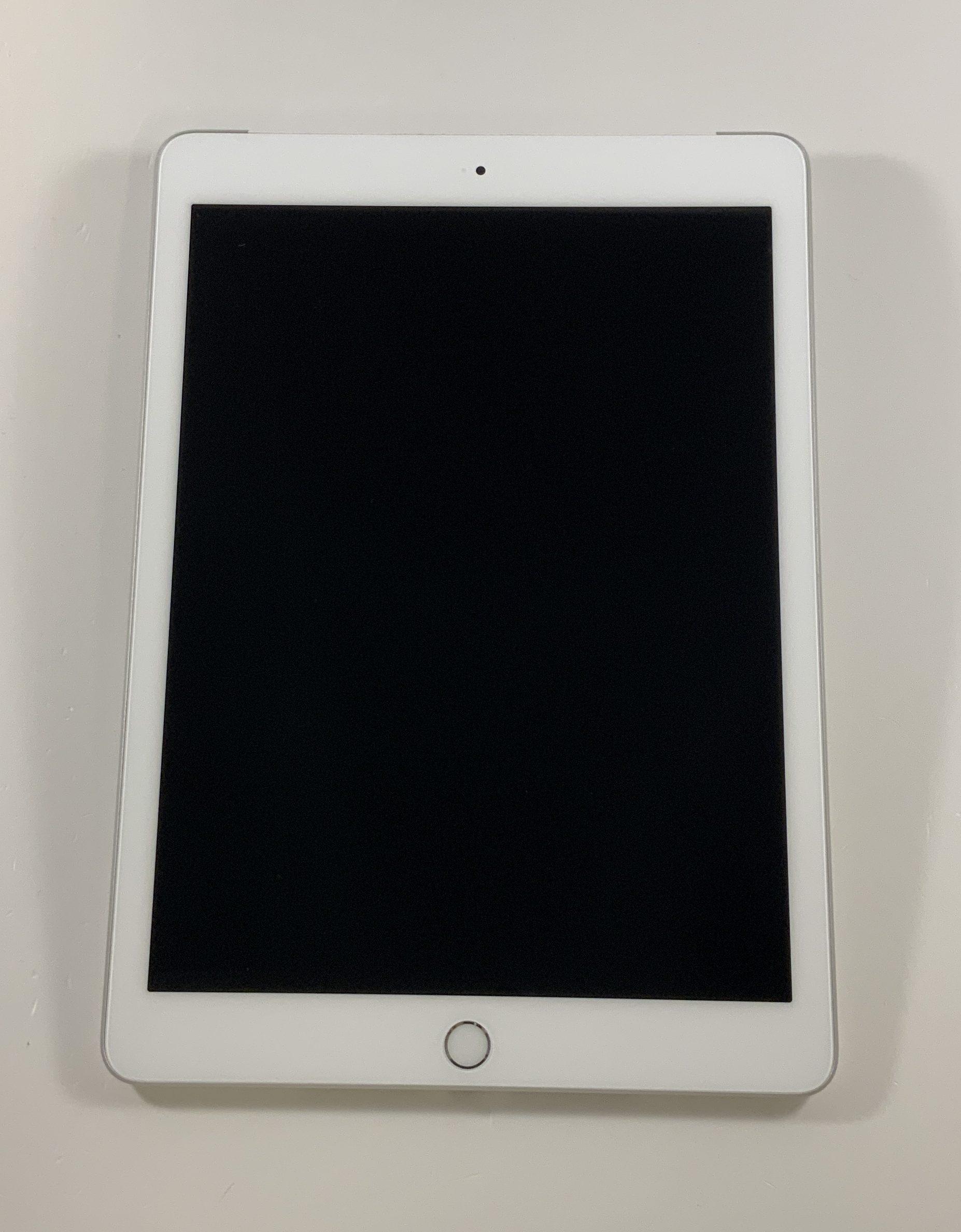 iPad 5 Wi-Fi + Cellular 128GB, 128GB, Silver, image 1