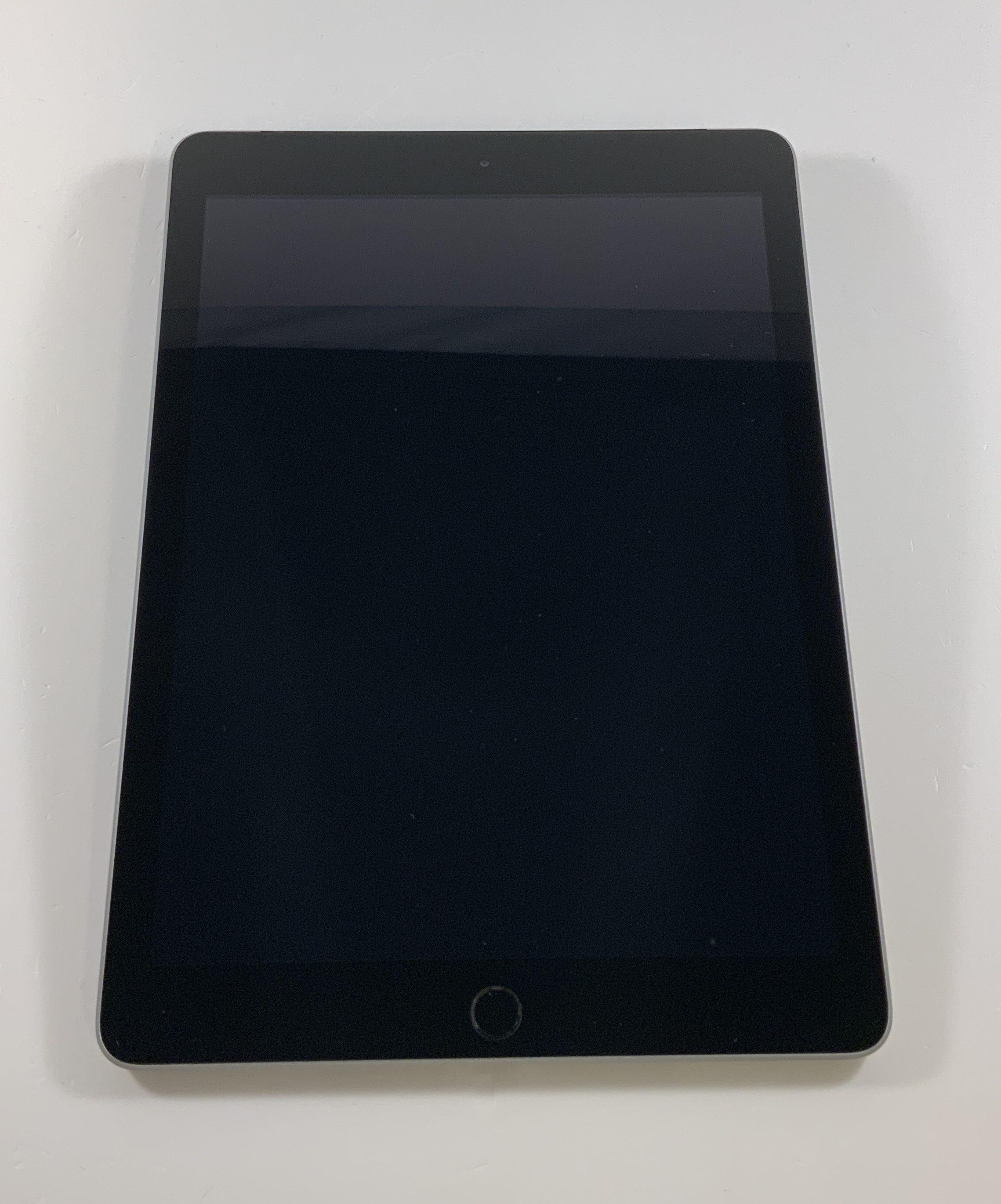 iPad 5 Wi-Fi + Cellular 128GB, 128GB, Space Gray, Afbeelding 1