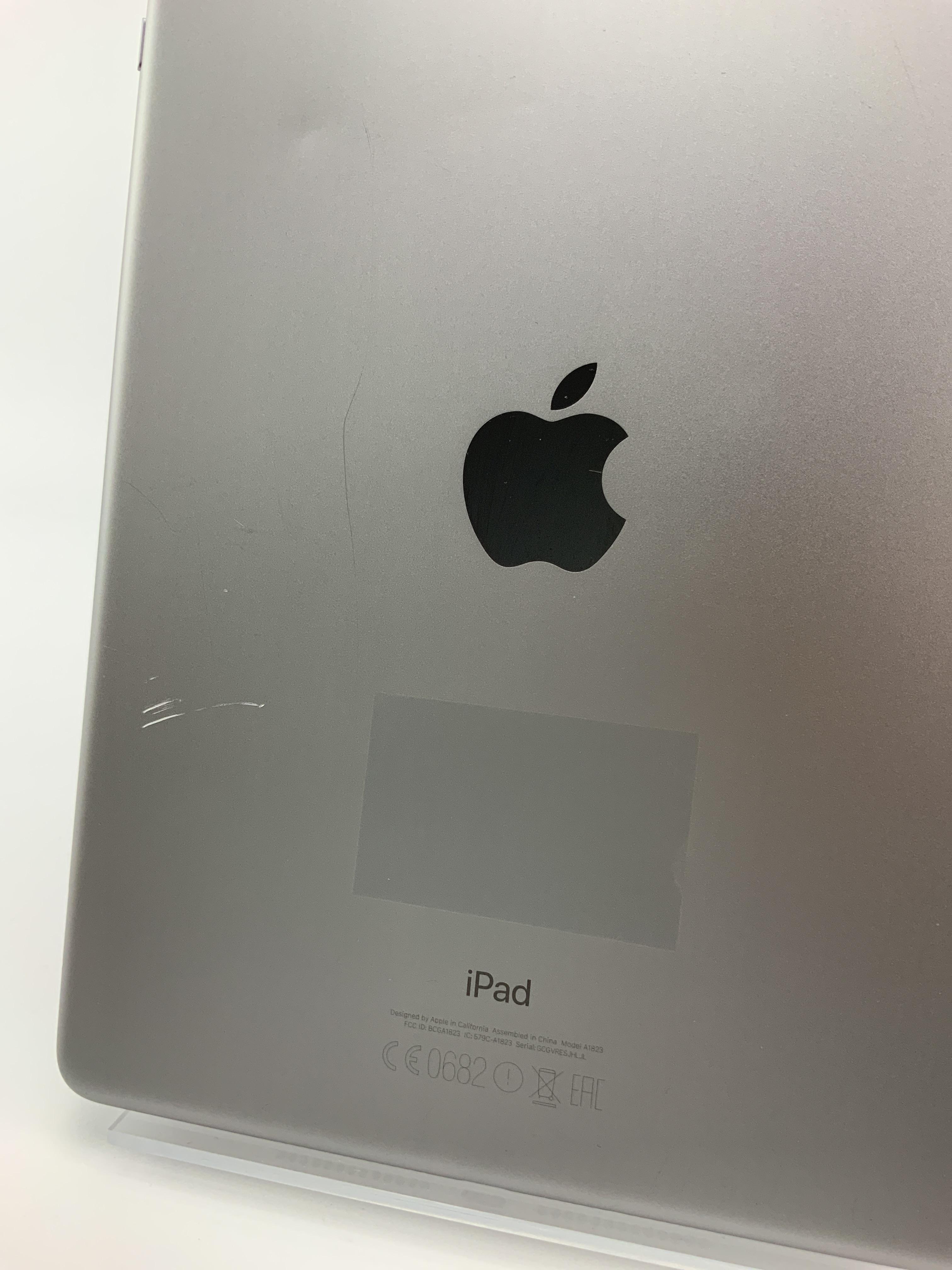 iPad 5 Wi-Fi + Cellular 128GB, 128GB, Space Gray, Kuva 3